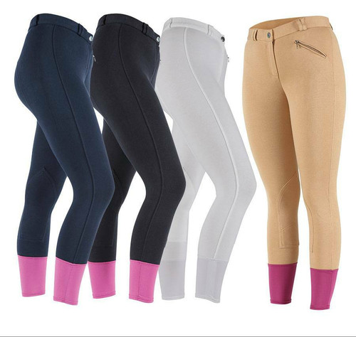 Shires Shires Wessex Maids Knitted Cotton Breeches