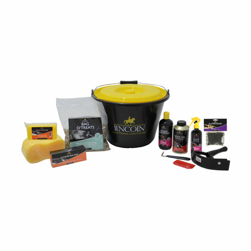 Lincoln Lincoln Starter Bucket for Horse Owners