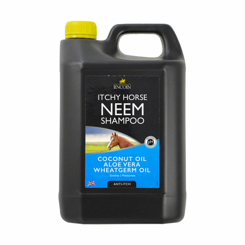 Lincoln Lincoln Itchy Horse Neem Shampoo - All Sizes