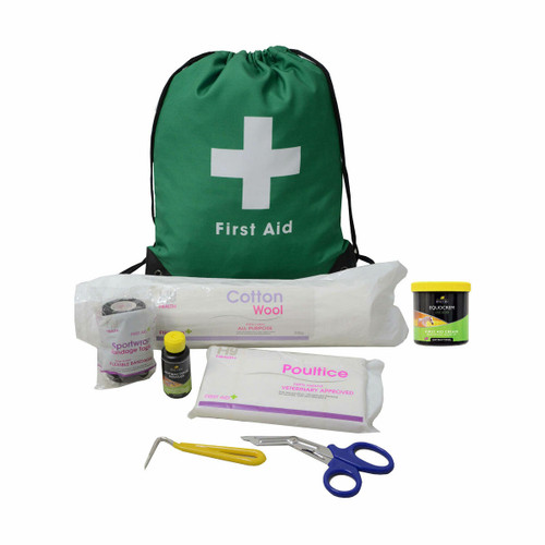 Lincoln Lincoln First Aid Travel Bag for Horses