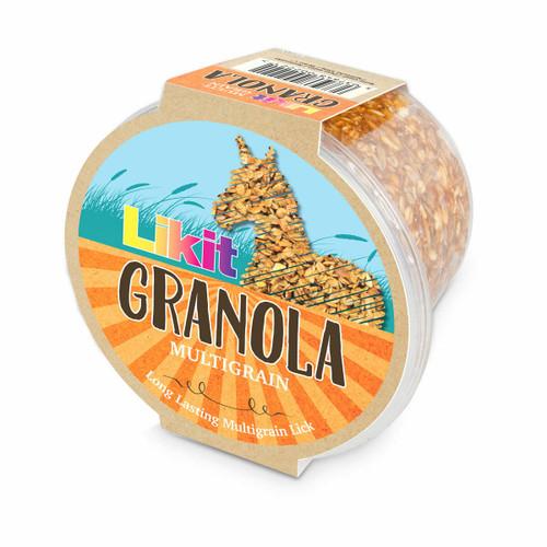 Likit Likit Granola Multigrain Horse Lick