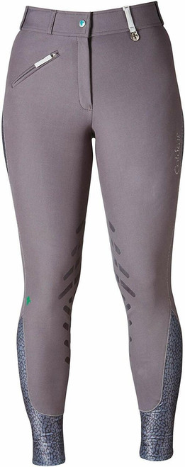 Caldene Caldene Bellegra Ladies Breeches - Charcoal Grey