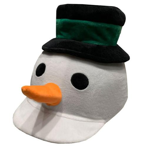 Equetech Equetech Happy Snowman Hat Cover