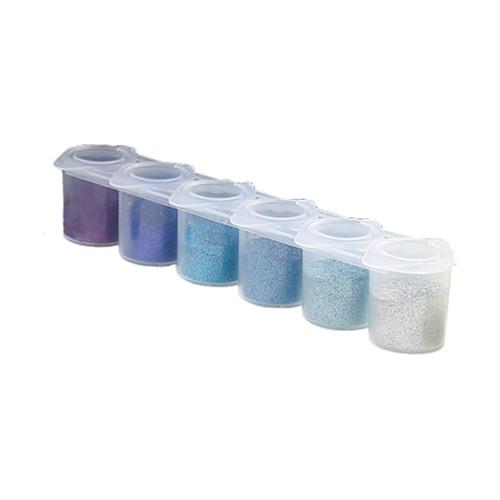 Glamourati Glitter Multipot Rack - 6 Pot Rack