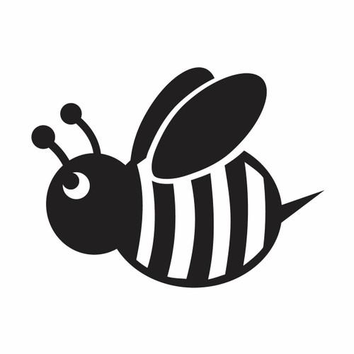 Glamourati Glamourati Medium Bumblebee Stencil Design - Pack of 2