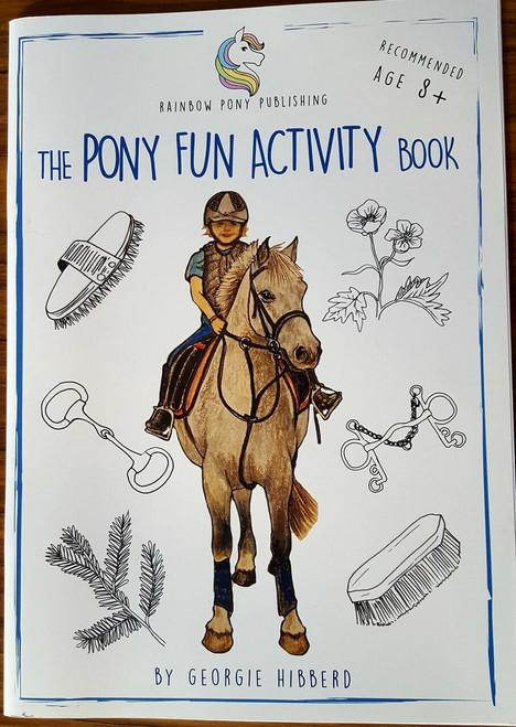 Rainbow Pony Publishing The Pony Fun Activity Book