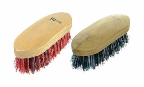 Hy HySHINE Natural Wooden Dandy Brush