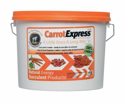 Battles Carrot Express Dried Carrot - All Sizes