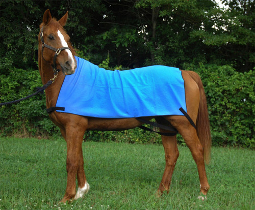 Shires Equi Cool Down Equine Body Wrap - One Size