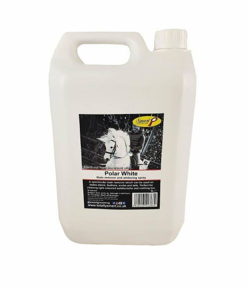 Smart Grooming Smart Grooming Polar White Stain Remover - 5 Litres