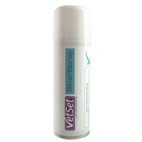 VetSet VetSet Aluminium Silver Spray