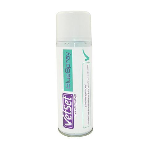 VetSet VetSet Antiseptic Blue Spray - 250ml