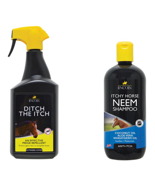 Ditch the Itch & Neem Shampoo