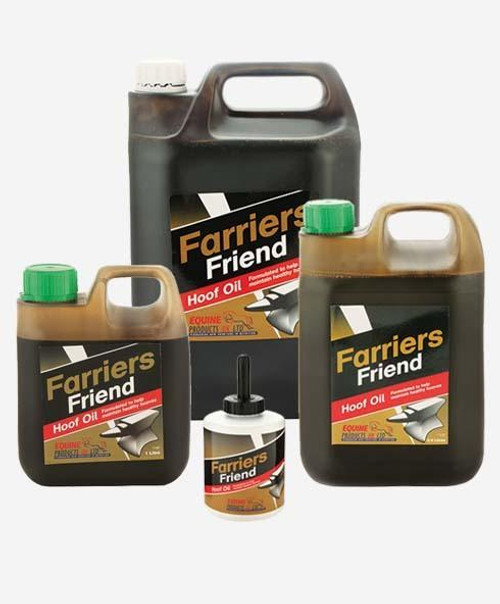 Equine Products Equine Products Farriers Friend Hoof Oil - All Sizes