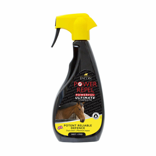 Lincoln Lincoln Power Repel Fly Spray 1 litre 500ml Free