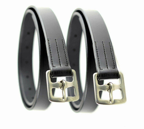 Dever Ascot Stirrup Leathers - Youths