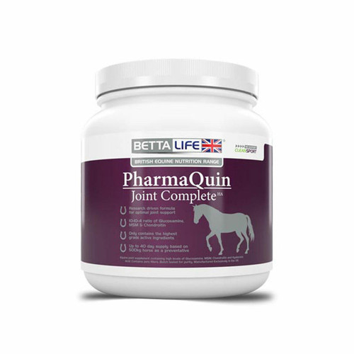 BettaLife Bettalife Pharmaquin Joint Complete HA Joint Supplement