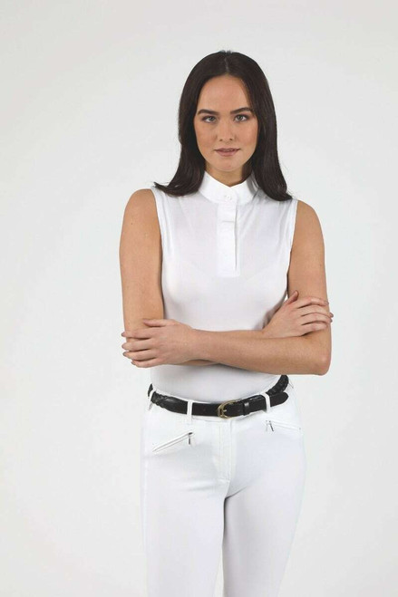 Shires Shires Aubrion Ladies Sleeveless Stock Shirts