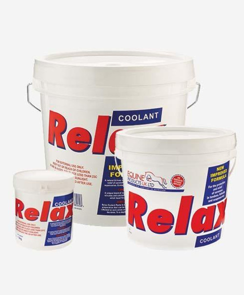 Equine Products Equine Products Relax Cooling Leg Clay - All Sizes