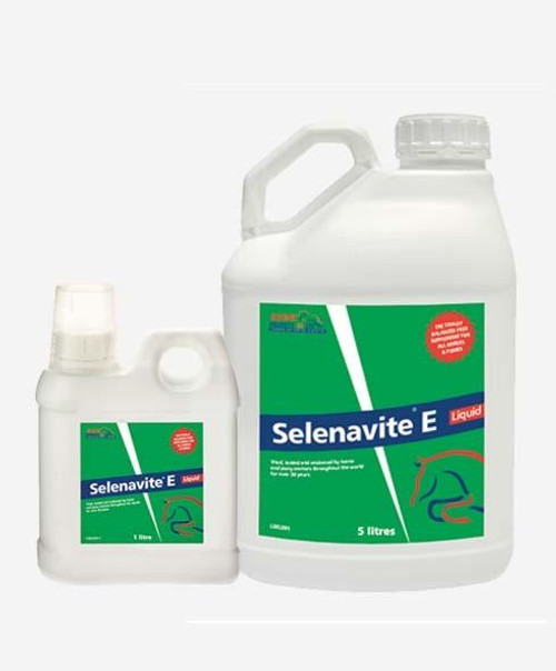 Equine Products Equine Products Selenavite E Liquid - All Sizes