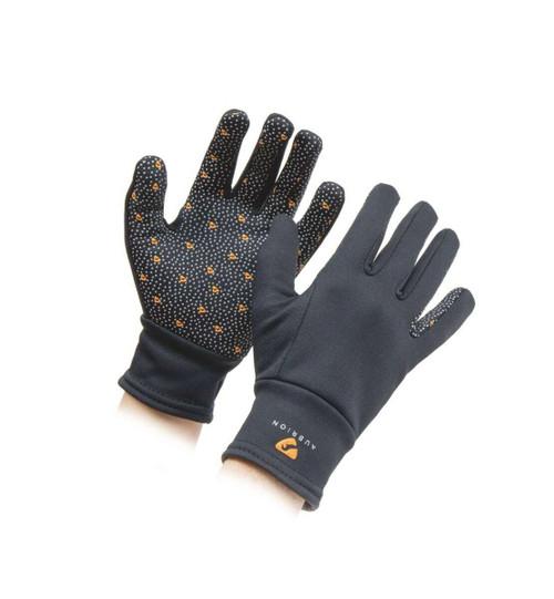 Shires Shires Aubrion Patterson Winter Gloves - Black