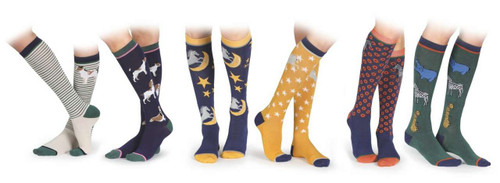 Shires Shires Childrens Bamboo Socks - Pack of 2 Pairs