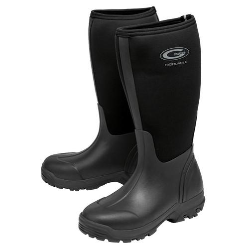 Grubs Boots Grubs Frostline Neoprene Boots - Black