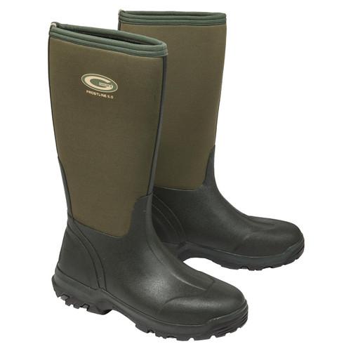 Grubs Boots Grubs Frostline Neoprene Boots - Moss Green
