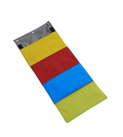 Buster and Kruuse Buster Activity Mat Task - Rainbow Purse