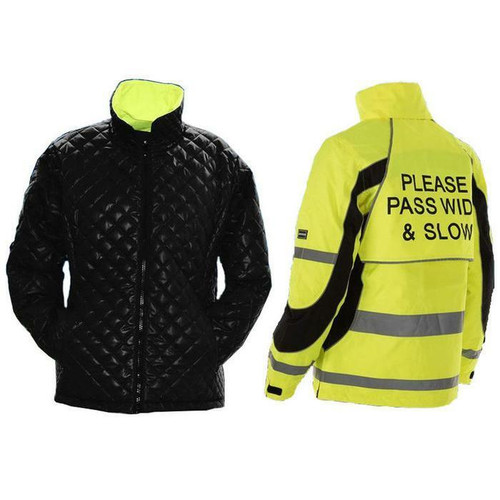 Equisafety Equisafety Reversible Inverno Jacket - All Colours
