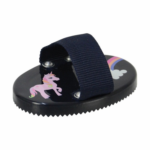 Hy Hy Little Unicorn Childrens Curry Comb
