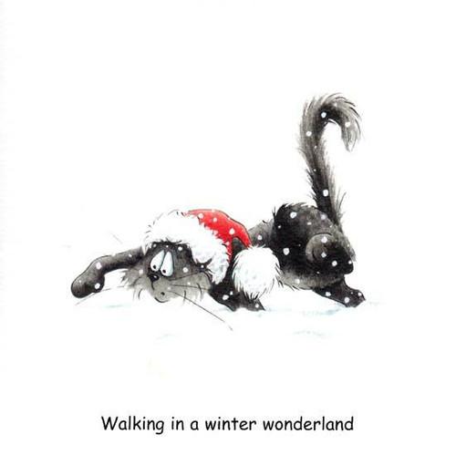 Trish Williams Trish Williams Christmas Card - Winter Wonderland