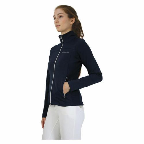 Hy Hy Equestrian Synergy Flex Jacket - Black or Navy