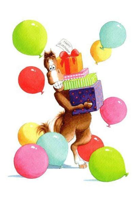 Trish Williams Trish Williams Birthday Card - Happy Birthday