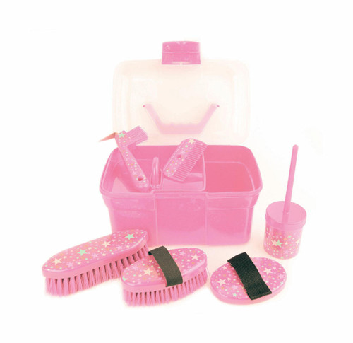 Lincoln Lincoln Star Pattern Grooming Kit - All Colours
