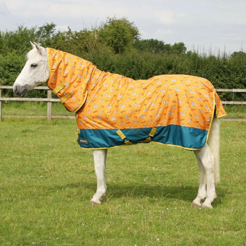Hy Hy StormX Born to be Wild 200g Combo Turnout Rug