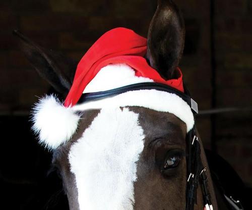 Equetech Equetech Santa Horse Hat