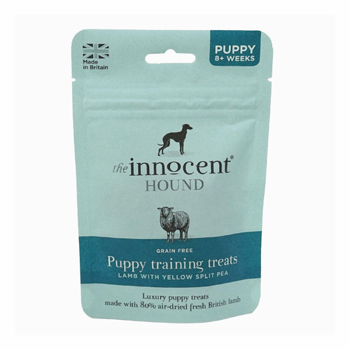 The Innocent Hound The Innocent Hound Puppy Training Treats - Lamb