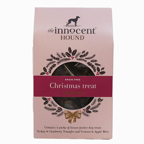 The Innocent Hound The Innocent Hound Christmas Treat Selection for Dogs