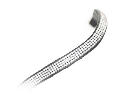 Shires Shires Aviemore Small Diamante Browband