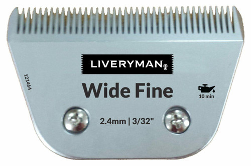 Liveryman Liveryman Harmony Clippers Spare Blades - Wide Fine 10WF
