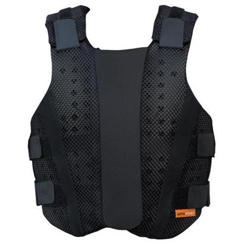 Airowear Airowear Childs Airmesh Body Protectors - Black