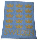 Swedish Crowns Swedish Dishcloth