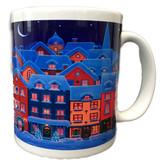 Stockholm Winter Coffee Mug