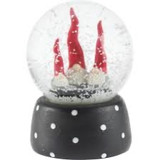 Tomten Trio Snow globe
