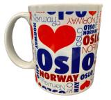 Oslo Norway Coffee Mug