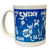 All Things Sweden Coffee Mug
