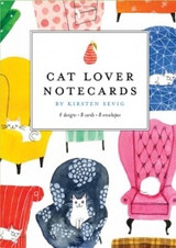 Cat Lover Notecards