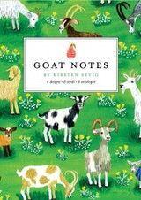 Goat Note Notecards