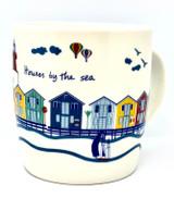 Houses By The Sea Coffee Mug
